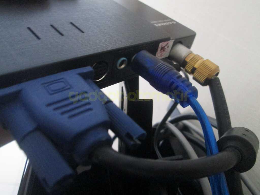 Review Tv Tuner Gadmei 3810e Cocok Buat Anak Kos Gadget Otomotif Kabel Vga Monitor Lcd Led Bagus Dan  Male To Jadi Begini